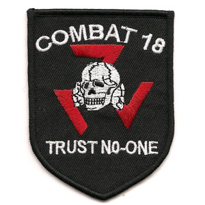Combat 18 - Trust No-One Patch - Click Image to Close